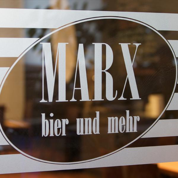 Marx Bier Mehr Marx Bier Mehr